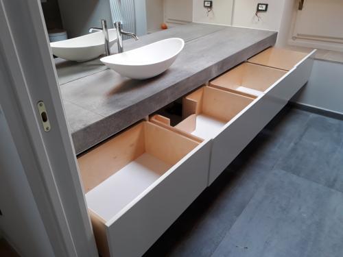 mobile bagno gorini
